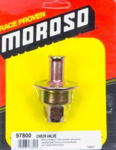 MOROSO #97800 Check Valve Hdr Collecto
