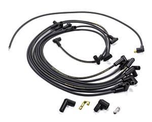MOROSO #9867M Mag-Tune Plug Wire Set SBC 90 Degree HEI