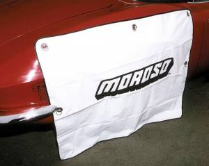 MOROSO #99421 Tire Cover w/Suction Cup