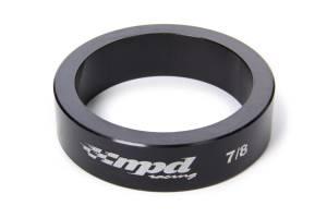 MPD RACING #MPD87005 7/8in Axle Spacer Billet Aluminum Black