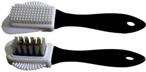 MPI USA #MPI-A-SB Steel Steering Wheel Brush
