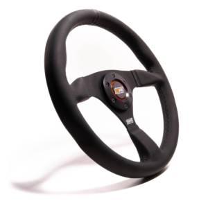 MPI USA #MPI-F-14-C-HG-B 14in Wheel Gray Rubber 6-Bolt Aluminum