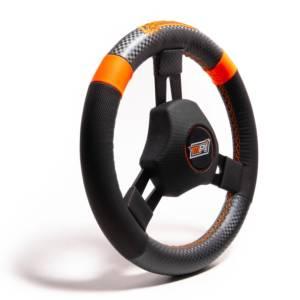 MPI USA #MPI-KQR-11 QTR Midget Wheel 11in Round Alum
