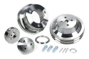 MARCH PERFORMANCE #1560 V-Belt Pulley Kit Ford 289