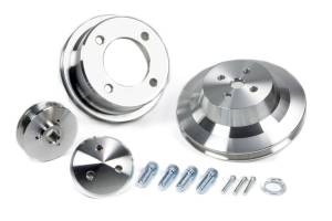 MARCH PERFORMANCE #1610 Mustang 3 Pc Pulley Set