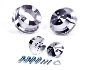 MARCH PERFORMANCE #1647 302-351 Ford 3pc Pulley Set