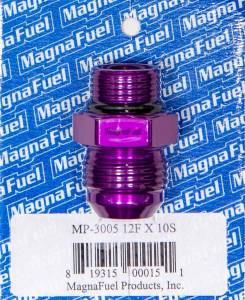 MAGNAFUEL/MAGNAFLOW FUEL SYSTEMS #MP-3005 #10 ORB to AN12 Male