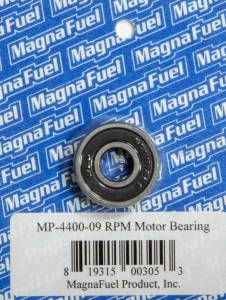 MAGNAFUEL/MAGNAFLOW FUEL SYSTEMS #MP-4400-09 Motor Bearing RPM Replacement