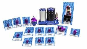 MAGNAFUEL/MAGNAFLOW FUEL SYSTEMS #MP-4810 ProStar 500 Fuel Pump Kit - Dual 4BBL Carbs