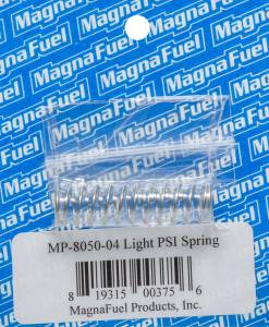 MAGNAFUEL/MAGNAFLOW FUEL SYSTEMS #MP-8050-04 Light By-Pass Spring