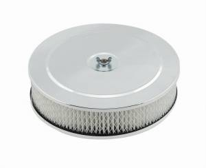 MR. GASKET #1487 9in Chrome Air Cleaner