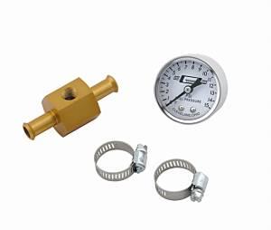 MR. GASKET #1560 In-Line Fuel Press Gauge