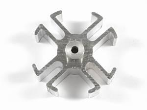 MR. GASKET #2391 Fan Spacer Kit 1/2in