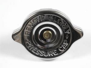 MR. GASKET #2481 Chrome Radiator Cap