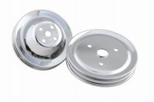 MR. GASKET #4961 2 Groove Swp Pulley Set