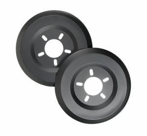 MR. GASKET #6904MRG 14in Wheel Dust Shields