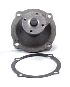 MR. GASKET #70140NG BBM Water Pump Iron w/Natural Finish