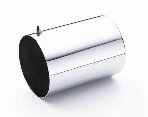 MR. GASKET #9759 Chrome Oil Filter Cover