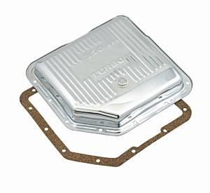 MR. GASKET #9761 Th350 Chrome Trans Pan