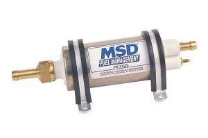 MSD IGNITION #2225 Hp Electric Fuel Pump