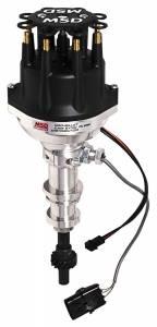 MSD IGNITION #2362 SBF Distributor - Cam Sync w/Steel Gear