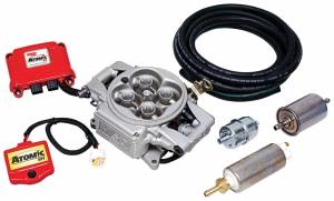 MSD IGNITION #2900 Atomic EFI Master Kit w/Fuel Pump