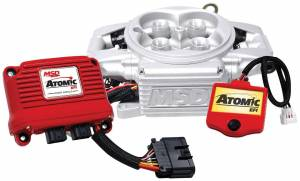 MSD IGNITION #2910 Atomic EFI Basic Kit w/o Fuel Pump