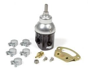 MSD IGNITION #2938 Fuel Pressure Regulator Regulator 20 - 90psi