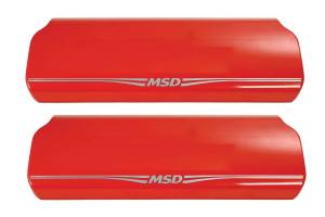 MSD IGNITION #2970 Atomic LS Coil Cover Red