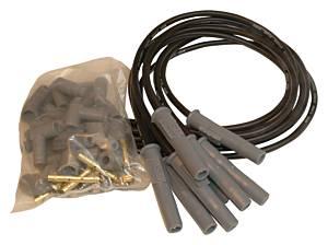 MSD IGNITION #31233 8.5MM Spark Plug Wire Set - Black