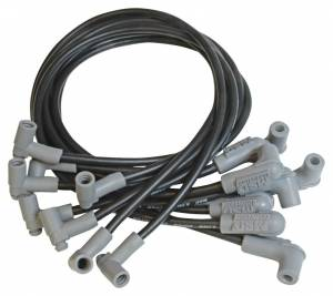 MSD IGNITION #31293 8.5MM Spark Plug Wire Set - Black