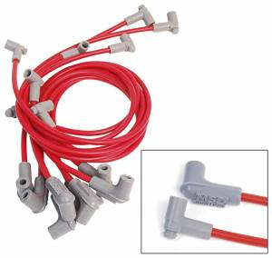 MSD IGNITION #31299 BBC Wires Low Profile