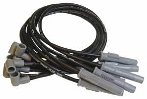 MSD IGNITION #31383 8.5MM Spark Plug Wire Set - Black