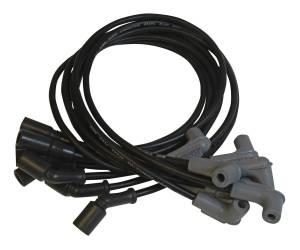MSD IGNITION #32153 8.5MM Spark Plug Wire Set - Black