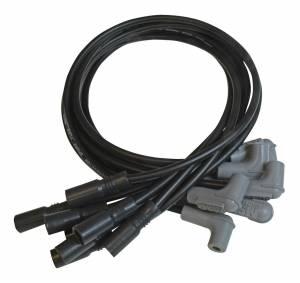 MSD IGNITION #32163 8.5MM Spark Plug Wire Set - Black