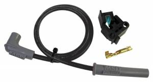 MSD IGNITION #34063 Replacement Super Cond.  Wire- Universal- Black