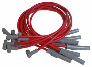 MSD IGNITION #39849 8.5mm Spark Plug Wire Set - Red GM Truck 8.1L