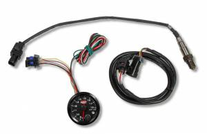 MSD IGNITION #4650 2-1/16 Air/Fuel Wideband O2 Gauge Kit Standalone