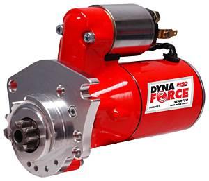 MSD IGNITION #50981 DynaForce Starter - High Torque - Mopar 318-440