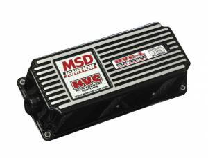MSD IGNITION #6632 6HVC-L Ignition Box w/ Soft Touch Rev Control