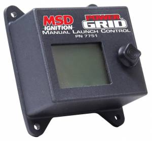 MSD IGNITION #7751 Power Grid Manual Launch Control Module
