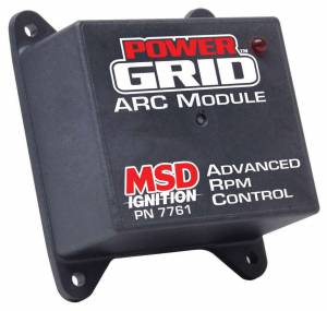 MSD IGNITION #7761 Power Grid Rev Limiter Module