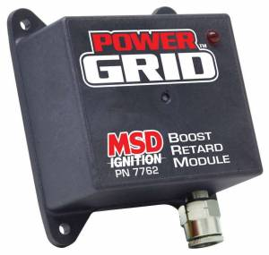 MSD IGNITION #7762 Boost Retard Module for Power Grid