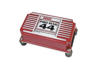 MSD IGNITION #8145MSD Electronic Points Box - Pro Mag 44 Amp