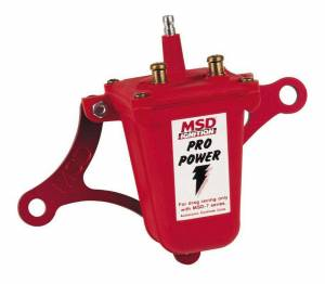 MSD IGNITION #8201 Pro Power Coil Drag Race