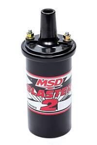 MSD IGNITION #82023 Blaster 2 Coil - Black