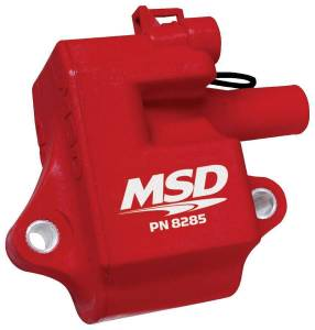 MSD IGNITION #8285 GM LS Series Coil - (1) (LS-1/6)