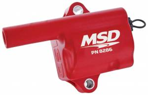 MSD IGNITION #8286 GM LS Truck Style Coil - (1)