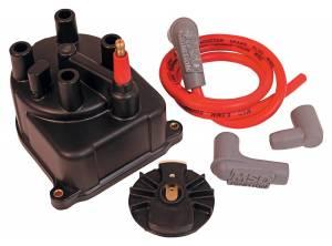 MSD IGNITION #82903 Cap & Rotor Kit - 88-91 Honda Civic 1.5/1.6L