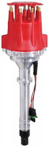 MSD IGNITION #83606 R/R Distributor - Chevy V8- Marine